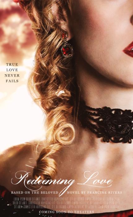 Redeeming Love movie poster